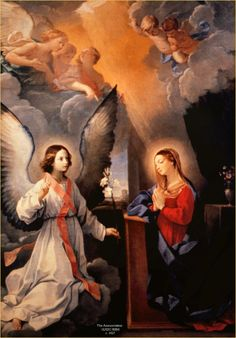 The Annunciation  GUIDO RENI