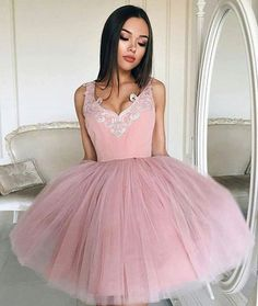 Sleeveless Prom Dress,2017 Short Ball Prom Dress,Prom Gown