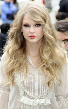 Taylor Swift at the Roberto Cavalli show during Milan Fashion week