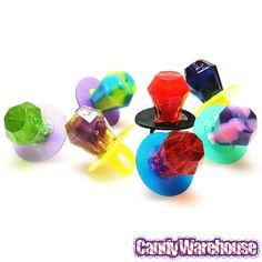 Ring Pops: 24-Piece Box