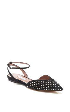 Vera Crystal-Embellished Sandals by Tabitha Simmons - Moda Operandi