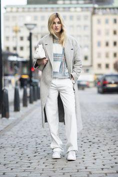 Best Winter Street Style   POPSUGAR Fashion