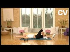 Tracy Anderson Method: Post Pregnancy Workout - YouTube