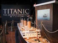 Resultado de imagem para titanic museu