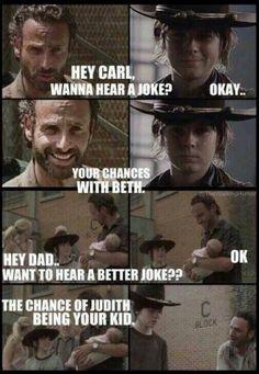 Walking Dead Quotes | Some Walking Dead jokes