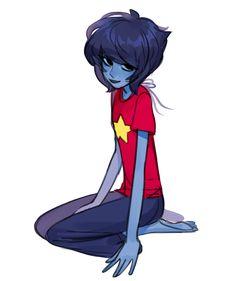 su, lapis lazuli, and steven universe image