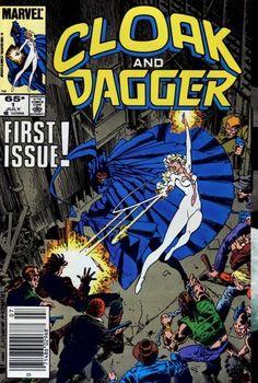 Capa y Puñal Cloak & Dagger  son  protagonistas de la nueva serie   Marvel