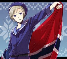 Hetalia 30 day challenge. Day 9. Character you'd bring home to your parents. I would bring Norway. He's very kind and quiet. My mom would definitely approve him.