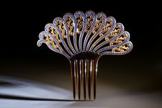 American celluloid comb