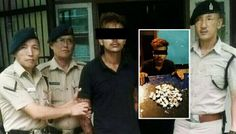 35 pouches of Heroin seized by Sikkim police at Melli from a youth he was coming from Siliguri   In its continuing war against drugs Sikkim Police has made a major breakthrough yesterday evening when at the Naka set up by Melli PS a person named Manish Tamang age 22 yrs and resident of Jorthang Majigoan was intercepted at Melli check post with 35 pouches of Heroinweighing 25 gms (approx) while he was coming from Siliguri in a Taxi Sumo.  Accordingly a case under Narcotic Drugs and…