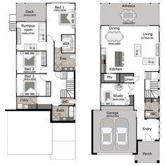 Small Lot Homes | Narrow Block Designs | Brisbane | Modern ...