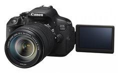 Bäst i test av systemdigitalkameror Canon EOS 700D