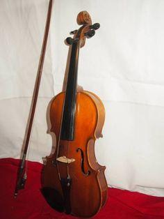 SUZUKI スズキバイオリン №4 Anno 1955年 ジャンク_画像1