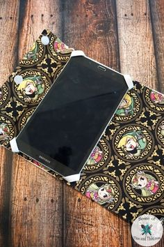 DIY Tablet Case! No Sew Tablet Case!