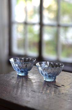 GRICE Guinomi(Sake cup) - Hiroy Glass Studio ヒロイグラススタジオ「 門下生展 」 花岡央 : うつわノート