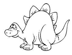 """Résultat de recherche d'images pour """"modele dessin dinosaure"""""""