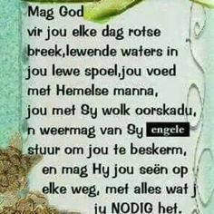 Gebed Cartoon Quotes, Me Quotes, Evening Greetings, Afrikaans Quotes, God, My Love, Grateful, Amen, Journaling