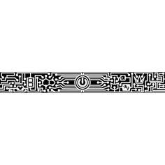 Resultado de imagem para circuit board tattoo designs