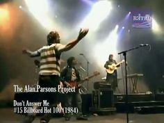 Alan Parsons Project - Don't answer me (video/audio edited) HQ - YouTube