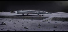 Agni V Moon Landing by AdamKop.deviantart.com on @deviantART
