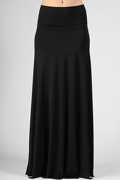 Rachel Pally Official Store, Long Full Skirt, black, Rachel pally : Bottoms : Skirts, SU131182