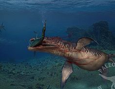 "Check out new work on my @Behance portfolio: ""Liopleurodon"" http://be.net/gallery/36845921/Liopleurodon"