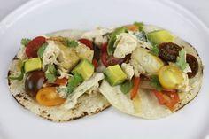 Foil-Pack Fish Tacos