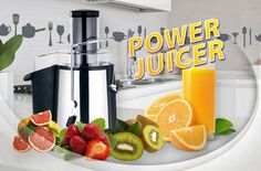 Free Delivery: Add Fruits & Vegetables to Your Daily Diet with a Koii Power Juicer for P1839 instead of P4500! Avail on this amazing deal only here at www.MetroDeal.com!