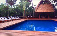 Bali Mandira Temporary pool