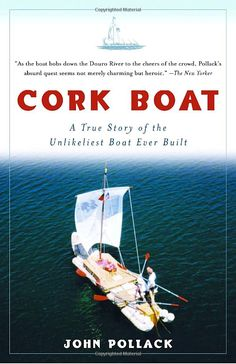 [Cork Boat tells the story of Pollack's improbable quest. Overcoming one obstacle after another, he convinces skeptical bartenders to save their corks, corrals a brilliant but headstrong partner, and eventually cajoles more than 100 volunteers to help build the boat - many until their fingers bleed. Ultimately, Pollack completes his vessel of 165,321 corks and sets sail on a fantastic voyage down the Douro River in Portugal, where the Cork Boat becomes a national sensation. ~sdh]