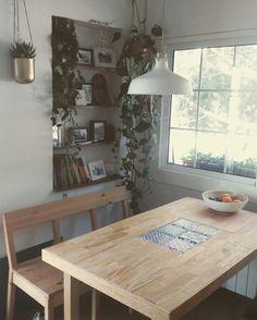 Handmade wodeen + tiles livingroom table. Tiles from Algarve, Portugal. #handmade #wodeen #wood #tiles #table #handmadetable #homedecor #homedeco#rustic #beachhouse