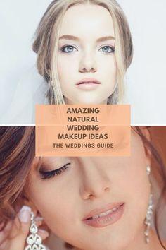Natural Weddings Makeup Ideas #naturalmakeup Best Wedding Makeup, Natural Wedding Makeup, Makeup Inspiration, Makeup Ideas, Wedding Inspiration, Wedding Ideas, Natural Eyebrows, How To Do Makeup, Christmas Makeup