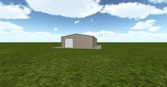 Cool 3D #marketing http://ift.tt/2ApXoBZ #barn #workshop #greenhouse #garage #roofing #DIY
