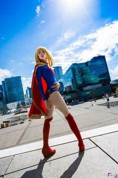 Supergirl by Ainlina.deviantart.com on @DeviantArt