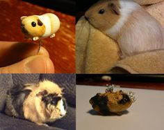 Your custom guinea pig necklace, by Wildyfraise #guineapig #cavy #custom…
