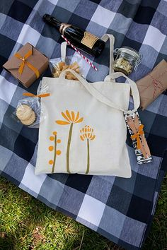 A SUMMER PICNIC + HOW TO | Lotta Jansdotter