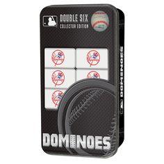 New York Yankees 28-Piece Dominoes Game