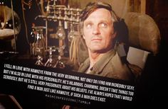 GAH!!!!!!! YES!!!!!!!! ME TOO!!! Me! Me! Me! I love me some Hawkeye!! AHH!! <3 <3 My first love! M*A*S*H Confessions.