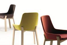 Restaurant chair KOILA - ALKI: Wooden chair