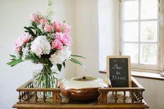 composition de fleur mariage