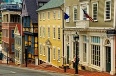 Items similar to Historic Street and Buildings, Providence, Rhode Island, photographic print on Etsy Rhode Island History, Historical Pictures, Capital City, Travel Usa, New England, The Neighbourhood, Beautiful Places, Street View, Tours
