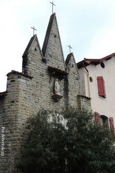 Mauléon-Licharre, Pyrénnées Atlantiques, Dept 64 .