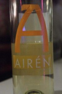 Airén is a white grape  native to Spain where it represents about 30% of all grapes grown. As of 2010, Airén was estimated to be the world's 3rd most grown grape variety in terms of planted surface, where it held 1st place, although it is almost exclusively found in Spain. Since Airén tends to be planted at a low density. Plantations of Airén are declining as it is being replaced in Spanish vineyards with various red varieties, such as Tempranillo.