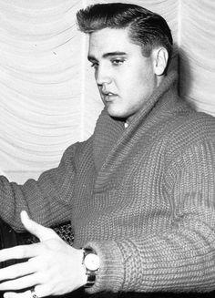elvis presley november 1958
