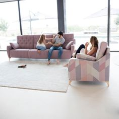Fama Avalon Wide 3 Seater - Fabric Sofa Collections - Julia Jones Ltd Scatter Cushions, Seat Cushions, Sofa Fama, Build Your Own Sofa, Julia Jones, Corner Sofa Set, Power Recliners, 3 Seater Sofa, Reclining Sofa