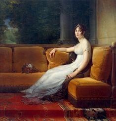 Франсуа Жерар. Императрица Жозефина. 1801