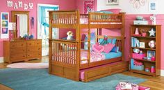 Twin Bedroom Furniture Sets for Kids