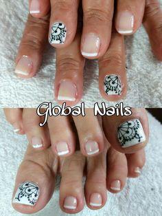 Toe Nails, Veronica, Diana, Nail Designs, Nail Art, Toenails, Designed Nails, Work Nails, Toe Nail Art