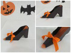 DIY  - Sapato de Bruxa