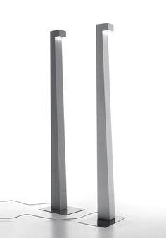 """Aru Terra"" floor lamp | lighting . Beleuchtung . luminaires | Design: Alberto Zecchini  | Danese Milano |"